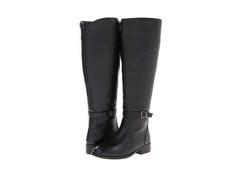 Gabriella Rocha - Sami Extra Wide Calf 2 (Black) Women's Dress Zip Boots