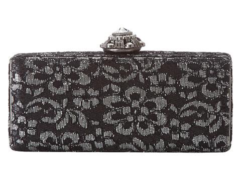 Nina - Floreal (Black/Silver) Bags