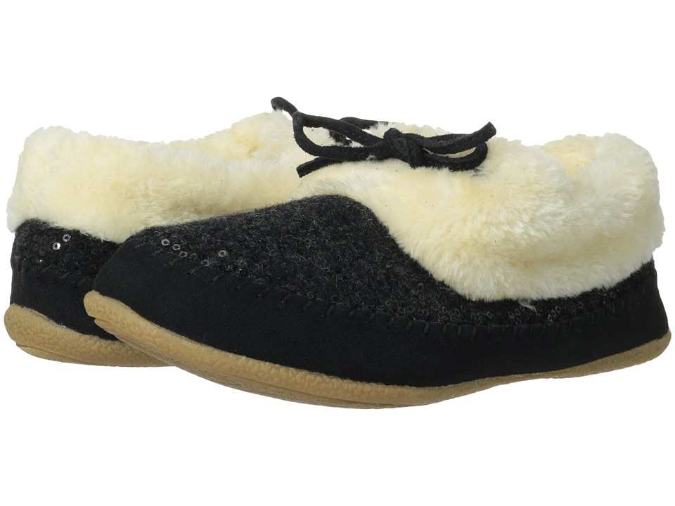 Daniel Green - Jordyn (Black) Women's Slippers