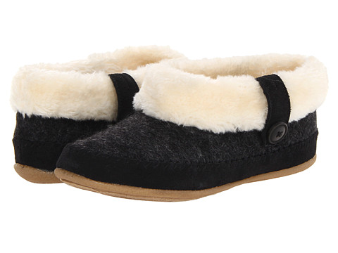 Daniel Green - Anika (Black) Women's Slippers
