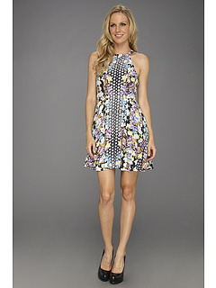 SALE! $29.99 - Save $50 on MINKPINK Wonderland Dress (Multi) Apparel - 62.51% OFF $80.00