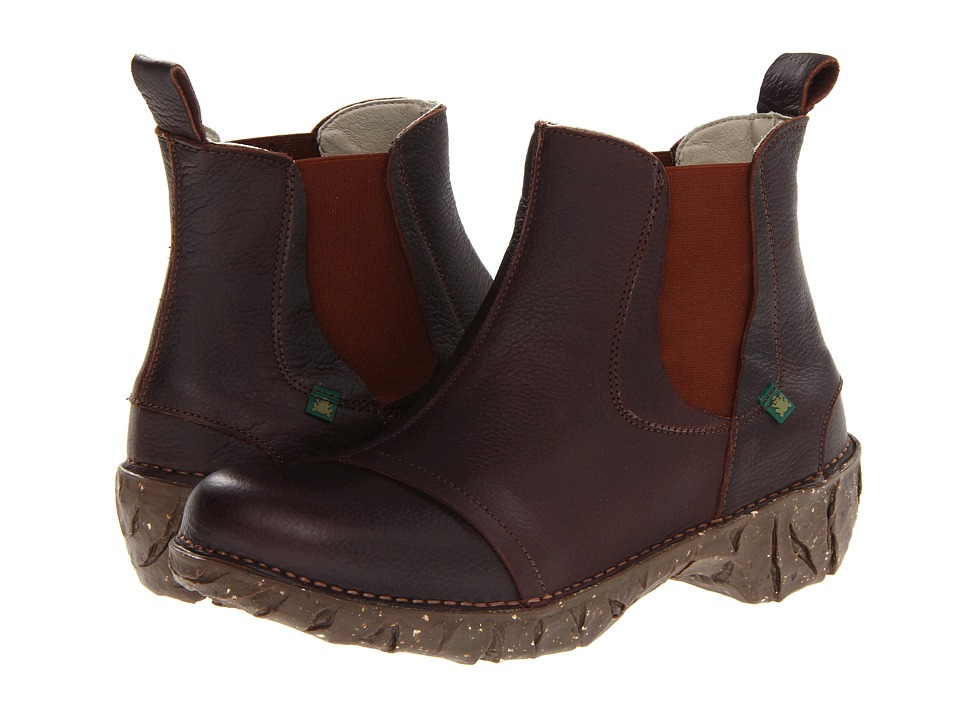 El Naturalista - Iggdrasil N158 (Brown) Women's Pull-on Boots