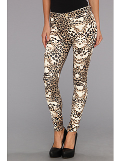 SALE! $41.99 - Save $73 on Tart 5 Pocket Ponte Legging (Leopard Mirror) Apparel - 63.49% OFF $115.00