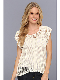 SALE! $51.99 - Save $98 on Tart Irma Tunic (Antique White Knit) Apparel - 65.34% OFF $150.00