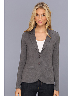 SALE! $39.99 - Save $88 on Tart Essential Blazer (Charcoal) Apparel - 68.76% OFF $128.00