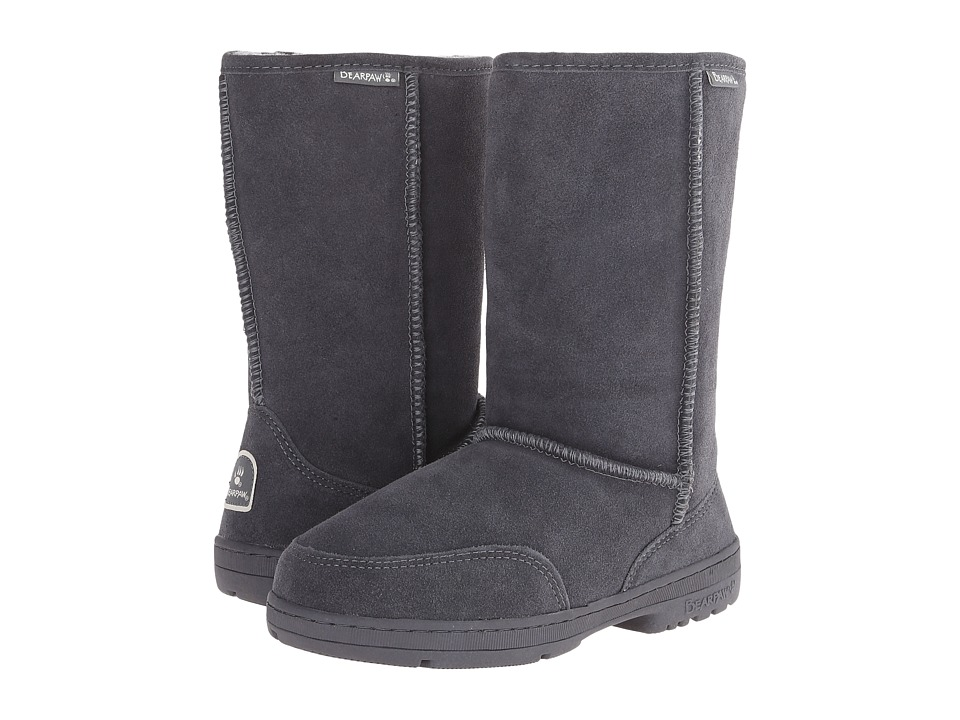 Bearpaw - Meadow 10 (Charcoal) Women's Pull-on Boots