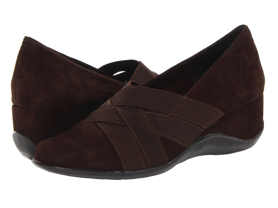 Vaneli - Charlisa (T.Moro Suede/Mtch Elastic) Women's Shoes