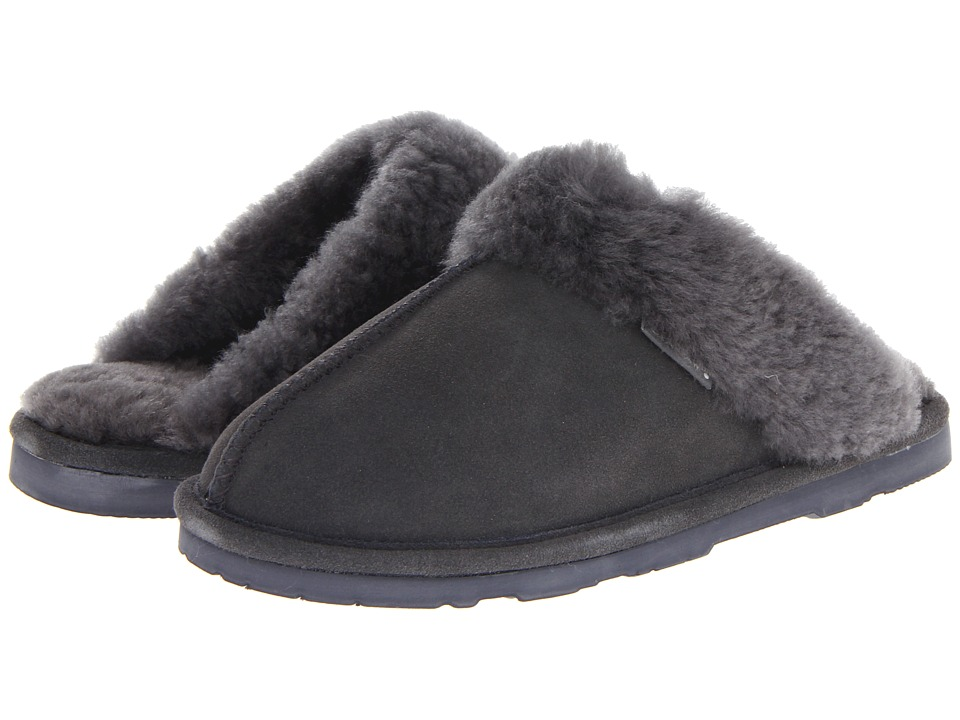 Bearpaw - Loki II (Charcoal) Women's Slippers