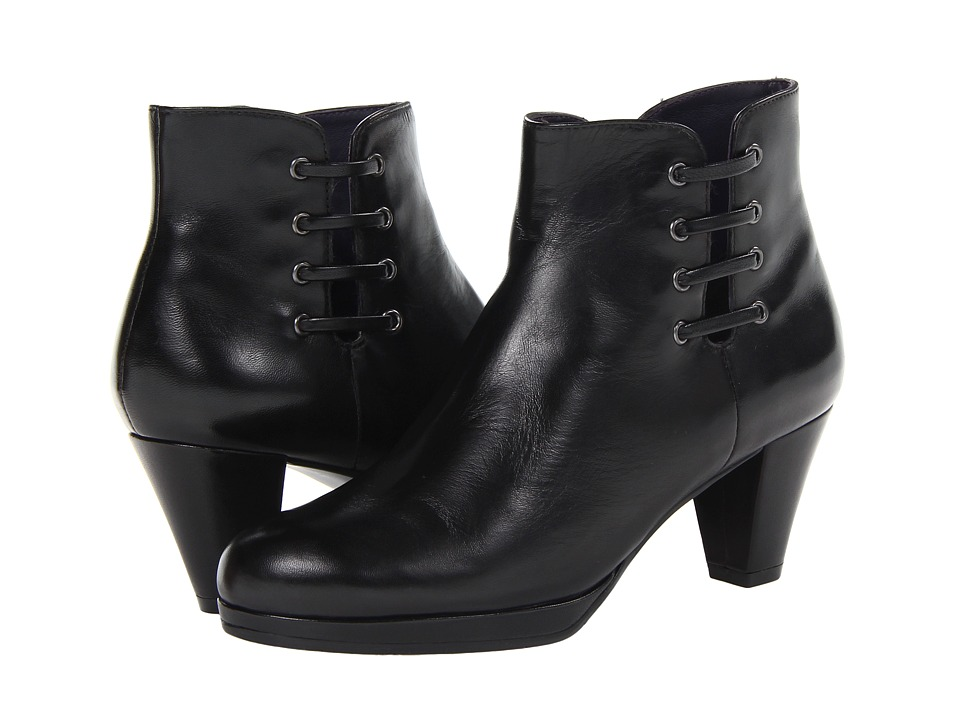 Vaneli - Lavis (Black Nappa Leather) Women's Boots