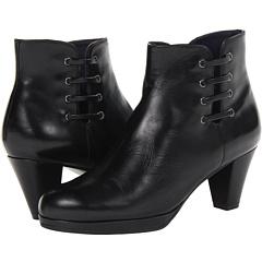 Vaneli Lavis (Black Nappa) Footwear