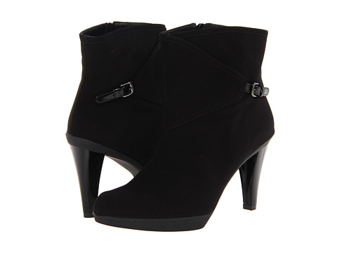 Stuart Weitzman - Gorgeous (Black Goretex) Women