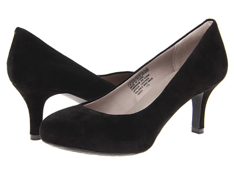 Rockport - Seven to 7 Low Pump (Black Suede) High Heels