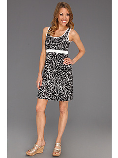 SALE! $31.99 - Save $96 on Tommy Bahama Scrawl Mums Dress (Black) Apparel - 75.01% OFF $128.00