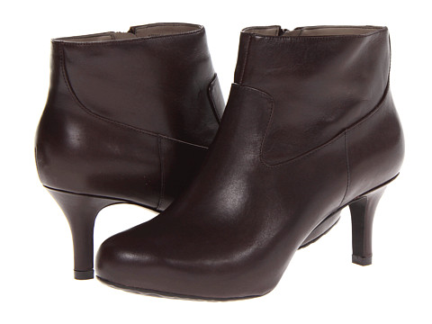 Rockport - Seven to 7 Low Plain Bootie (Coach) Women