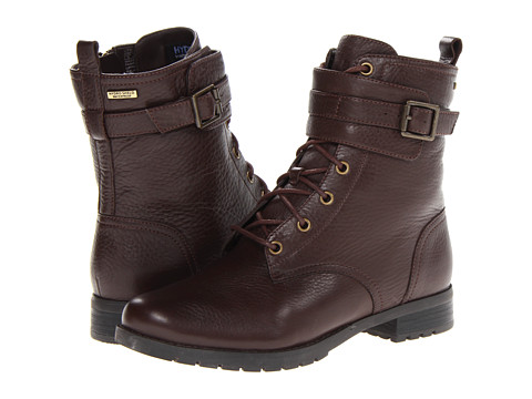 Rockport Tristina Lace Up Boot (Coach) Women's Boots