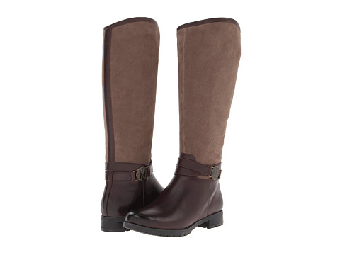 Rockport Tristina Circle Boot (Coach/Fossil) Women's Boots