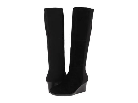 Rockport - TM60MMW Stretch Boot (Black Suede) Women