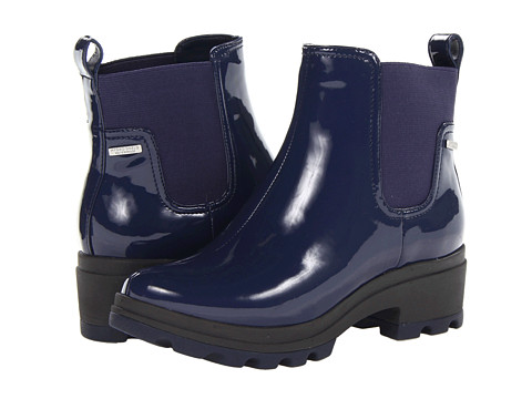 Rockport - Lorraine II Lite Chelsea Boot (Peacoat Patent) Women