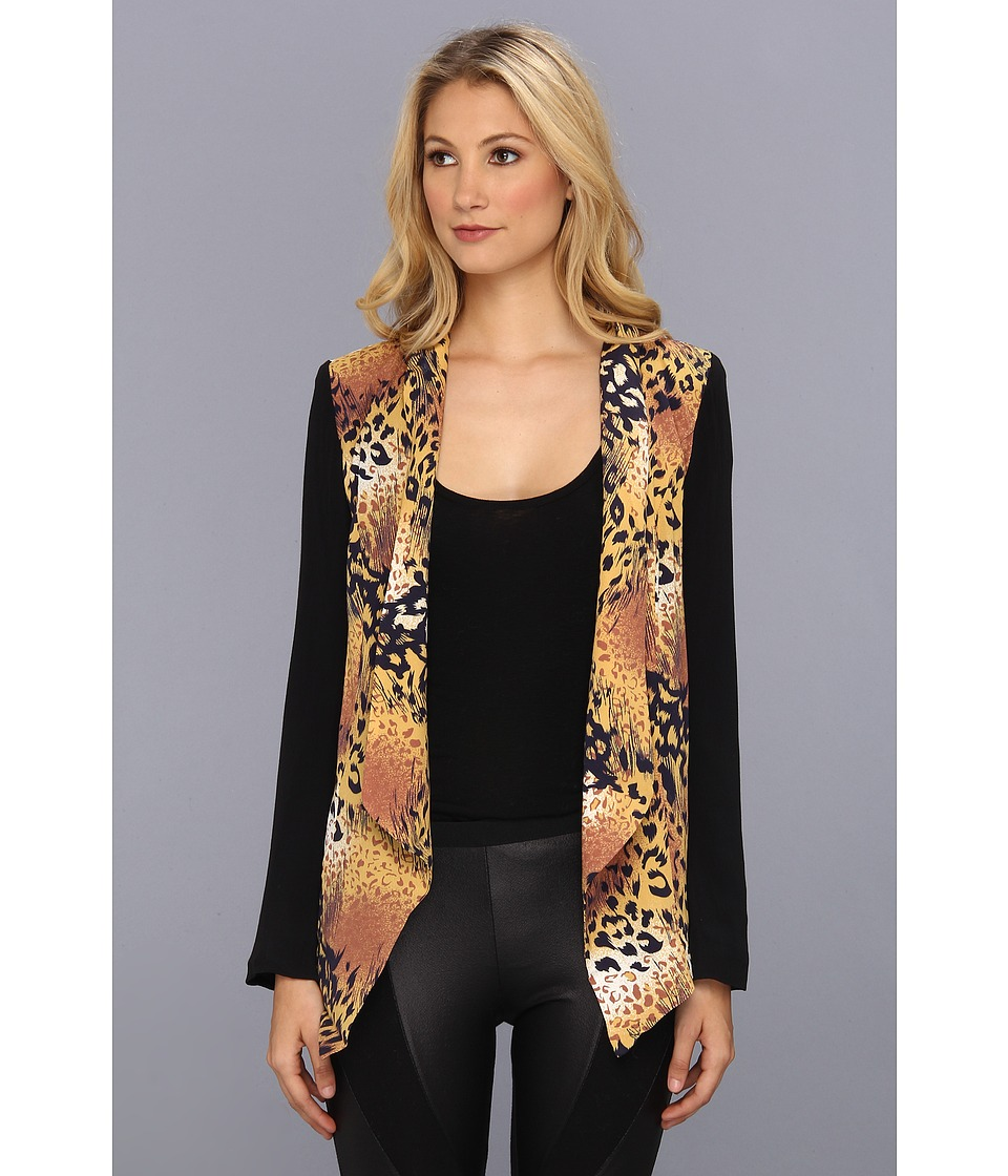 MINKPINK - Survivor Soft Blazer (Multi) Women