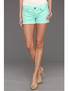 SALE! $29.99 - Save $40 on Lucky Brand Pigment Dye Riley Short (Waterfall) Apparel - 56.85% OFF $69.50