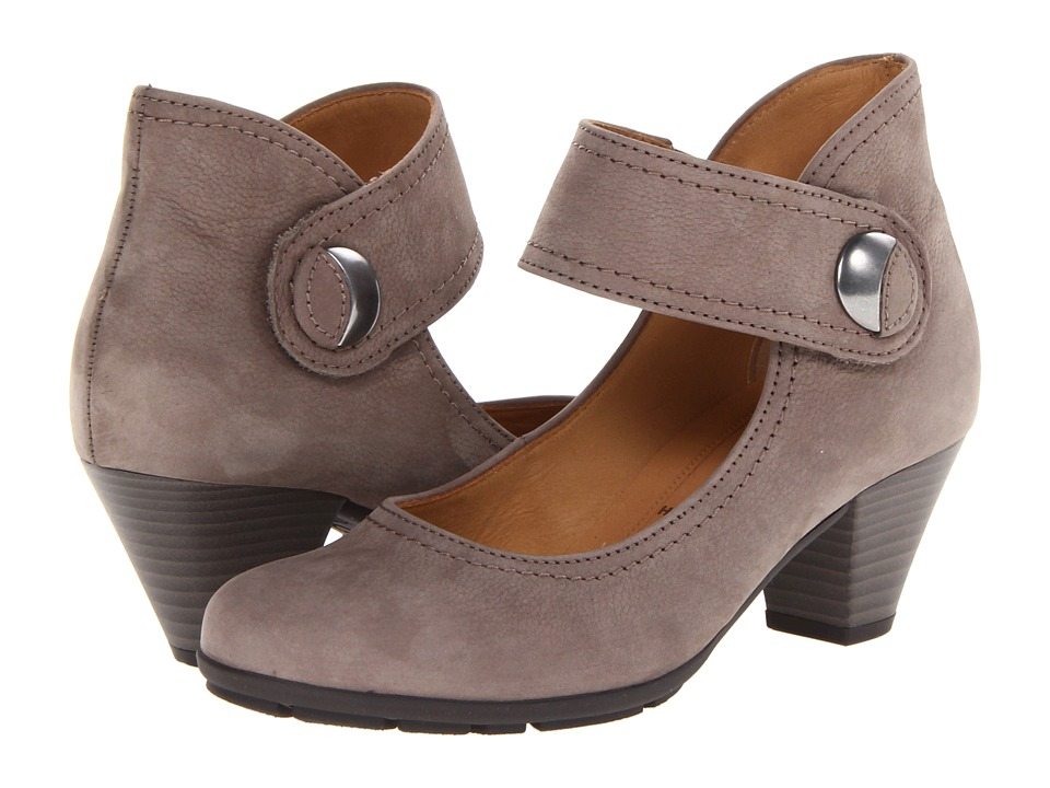 Gabor - Gabor 75.320 (Dark Taupe) High Heels