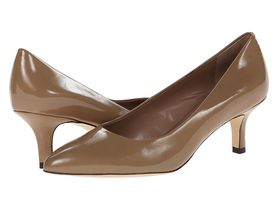 Franco Sarto - Rema (Taupe Patent) High Heels