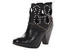 J. Renee - Carmi (Black Leather) - Footwear
