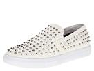 Steve Madden - Crank (White Fabric) - Footwear