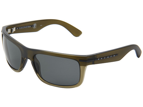 Kaenon - Burnet SR91 (Polarized) (Dirty Martini G12) Sport Sunglasses