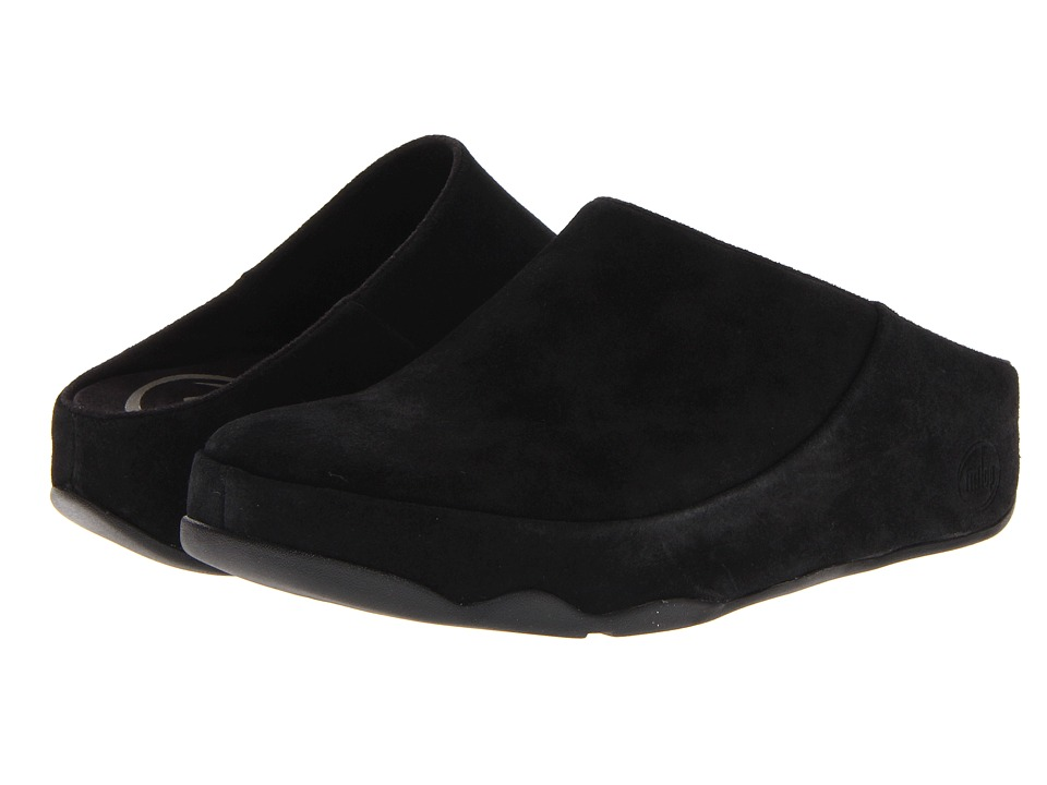 FitFlop - Gogh Moc (Black) Women