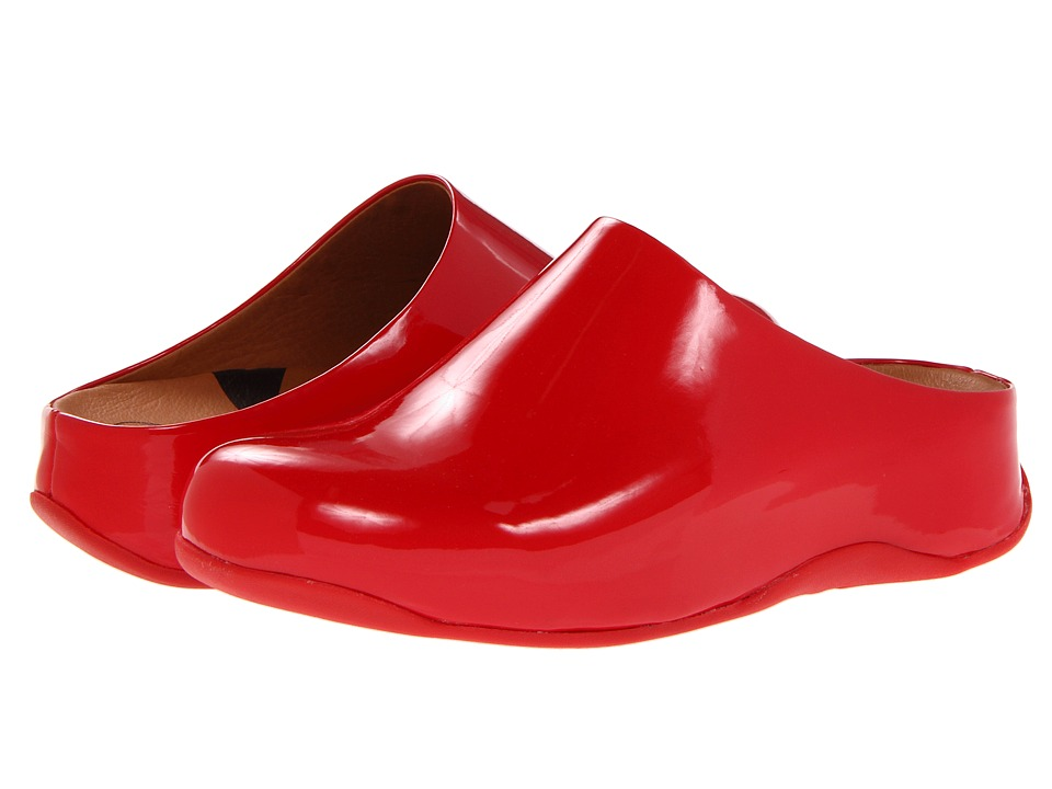 FitFlop - Shuv Patent (Red) Women