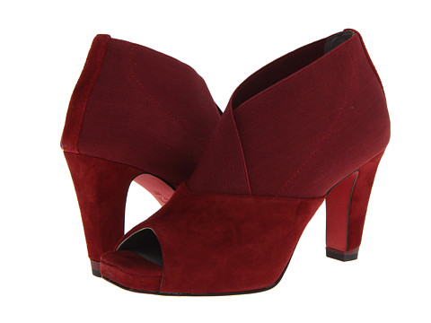 Oh! Shoes - Paulina (Barolo Suede) High Heels