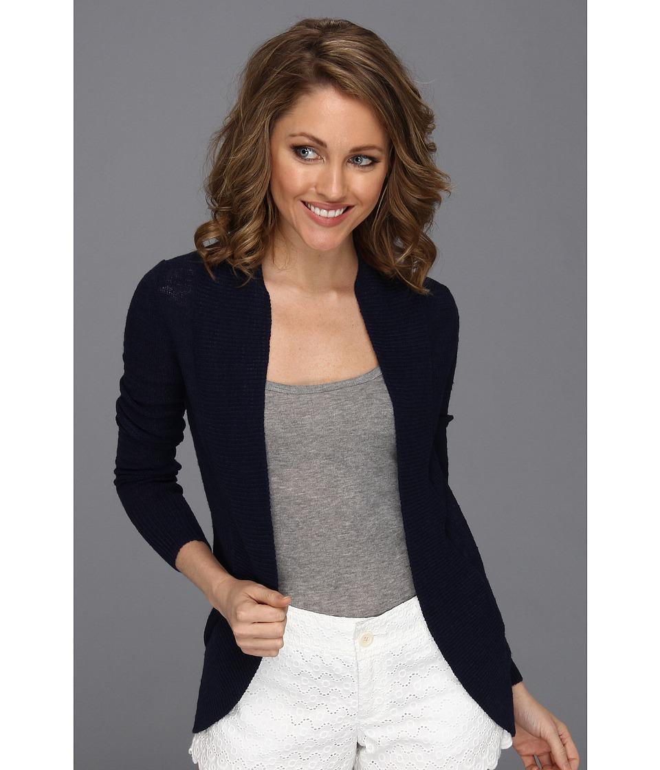 Lilly Pulitzer - Amalie Cardigan (True Navy) Women's Sweater
