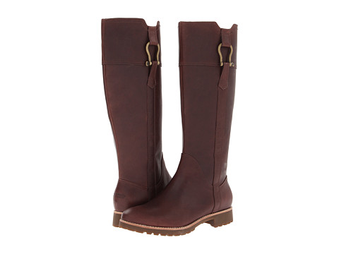 Sperry Top-Sider Suffolk (Brown) Women's Pull-on Boots