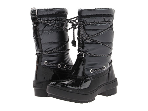 Sperry Top-Sider - Highland (Black Patent/Nylon) Women's Boots