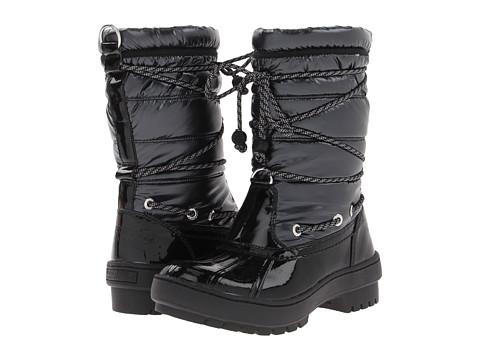 Sperry Top-Sider - Highland (Black Patent/Nylon) Women