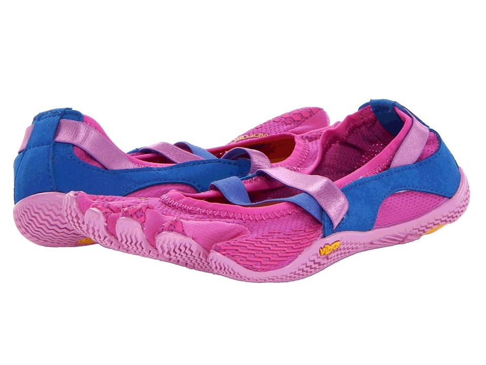 Vibram FiveFingers - Alitza (Little Kid/Big Kid) (Purple/Blue) Women