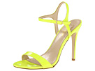 Fergie - Roxane (Neon Yellow) - Footwear