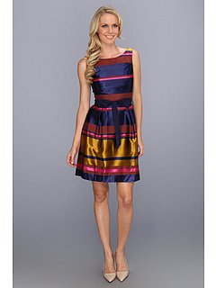 SALE! $114.99 - Save $263 on Trina Turk Sabra Dress (Multi) Apparel - 69.58% OFF $378.00