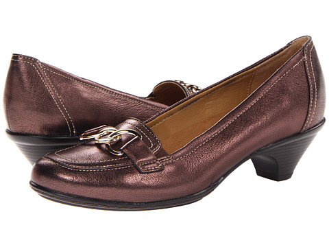 Softspots - Shay (Copper Foil Goat) Women's Shoes