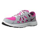 Nike Kids Fusion Run 2 (Little Kid) (Pink Foil/Wolf Grey/White/Raspberry Red)