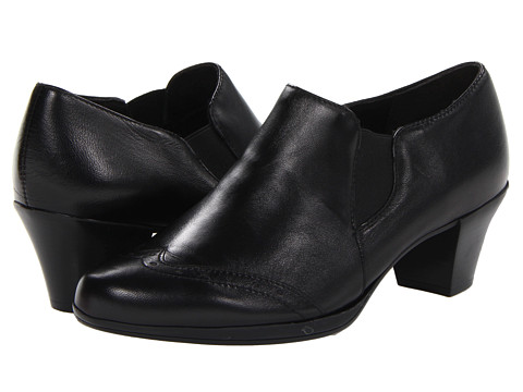 Munro American - Betsy (Black Kid) Women's Shoes