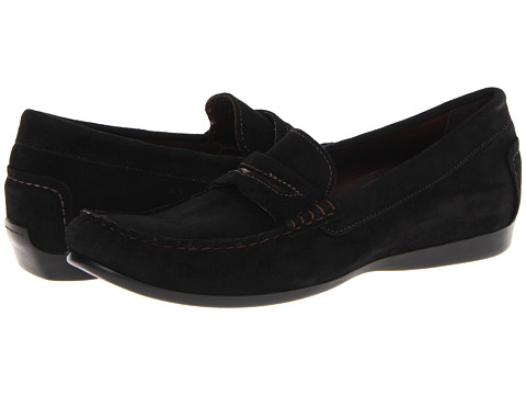 Munro American - Ramie (Black Kid Suede) Women's Shoes