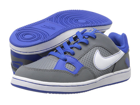 Nike Kids - Son of Force (Little Kid) (Cool Grey/Anthracite/White) Boys Shoes