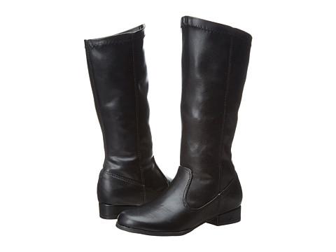 Nina Kids - Smoothy (Toddler/Little Kid/Big Kid) (Black Stretch Smooth) Girls Shoes