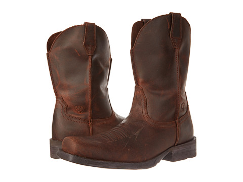 Ariat - Ariat Rambler (Moccasin) Cowboy Boots