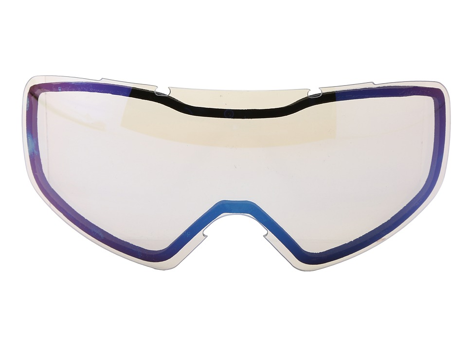 Zeal Optics - Tramline Lens (Low Light Clear Lens w/Sky Blue Mirror) Goggles