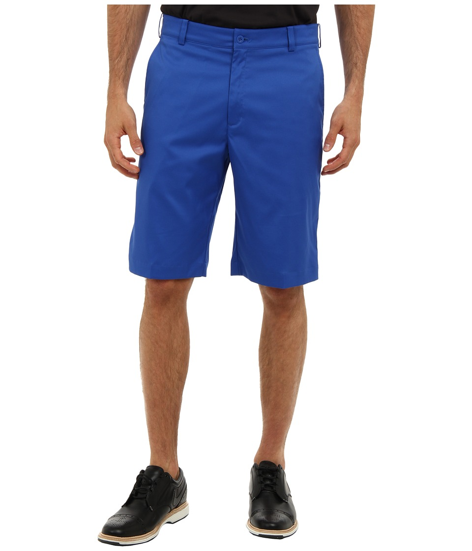 Nike Golf - Flat Front Tech Short (Game Royal/Game Royal) Men's Shorts