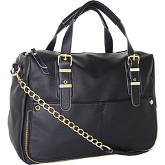 SALE! $39.99 - Save $58 on Steve Madden Windsor Satchel (Black) Bags and Luggage - 59.19% OFF $98.00