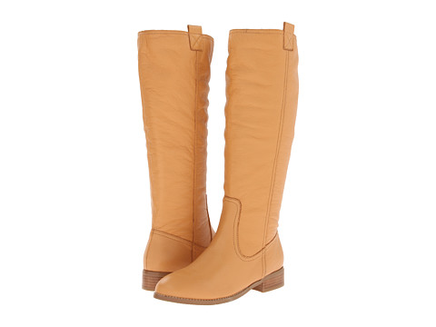 Lumiani International Collection - Lacey Wide Calf (Natural Pebble Calf) Women's Wide Shaft Boots